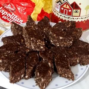 Чоколадни ромбови