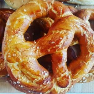 Оригинал баварски переци