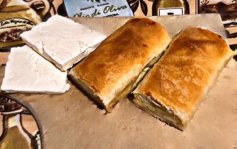 Банички со сирење