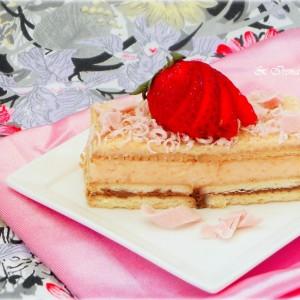 Кекс торта Винчини (без печење)