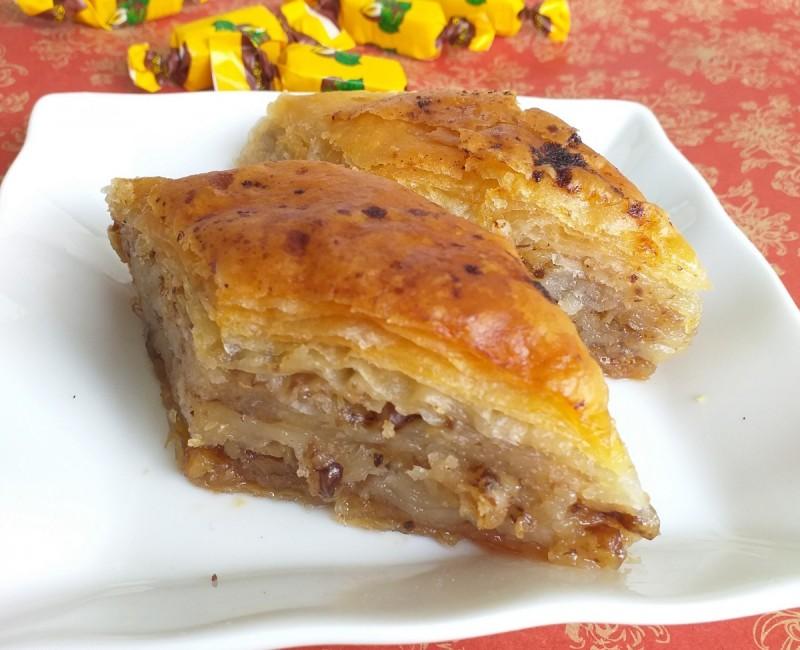 Сукана путер баклава