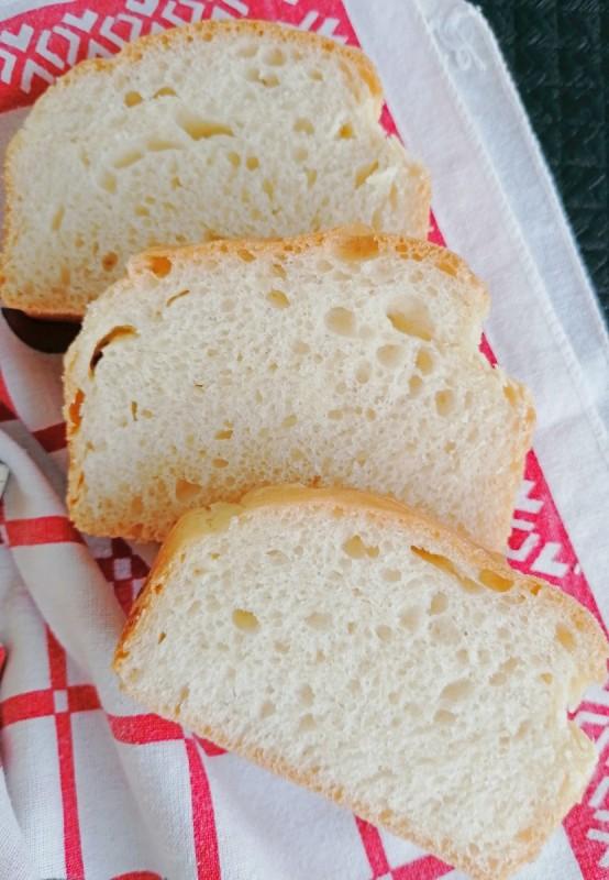Домашно лепче премачкано со путер