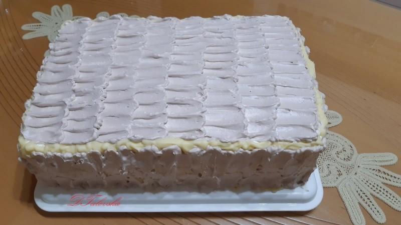 Bloody berry торта (моја верзија)