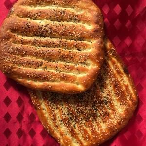 Наан - индиски леб