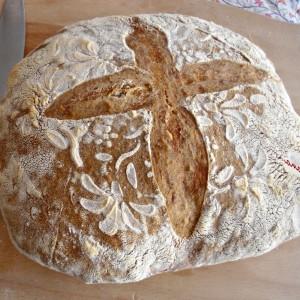 Леб со домашен квасец