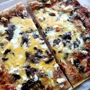 Домашна богата пица