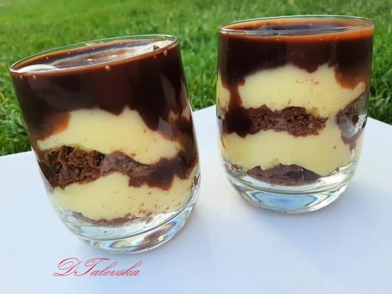 Монте десерт во чаша
