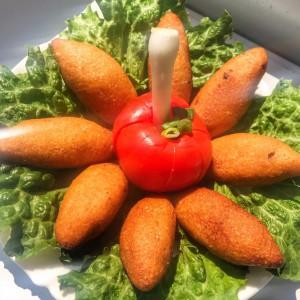 Ичли ќовте - полнети ќофтиња од Турската кујна - İçli Köfte Tarifi