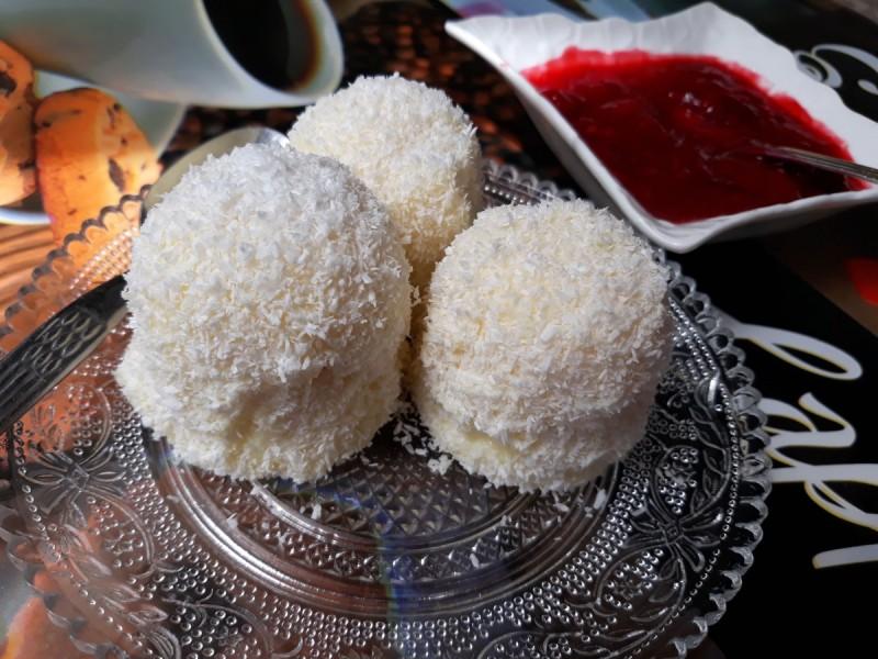 Султанија - колаче од пудинг