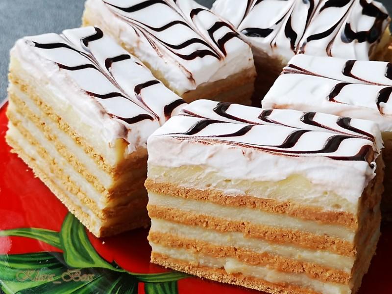 Розен колач со вкус на слатка павлака