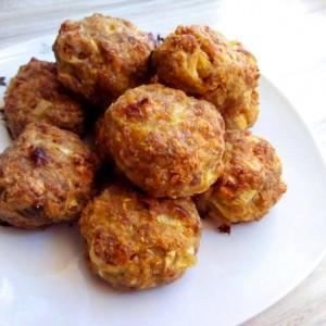 Ќофтиња од месо и од зеленчук