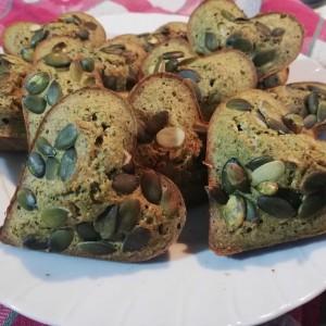 Мафини со брашно од хељда