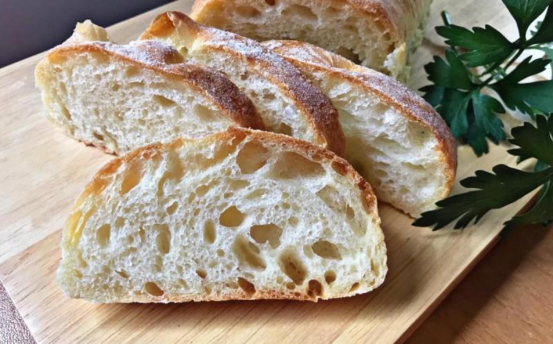 Чиабата леб