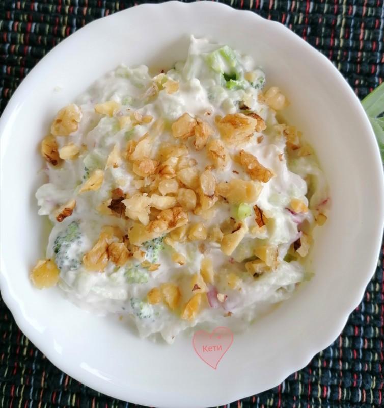 Рендана зеленчукова салата