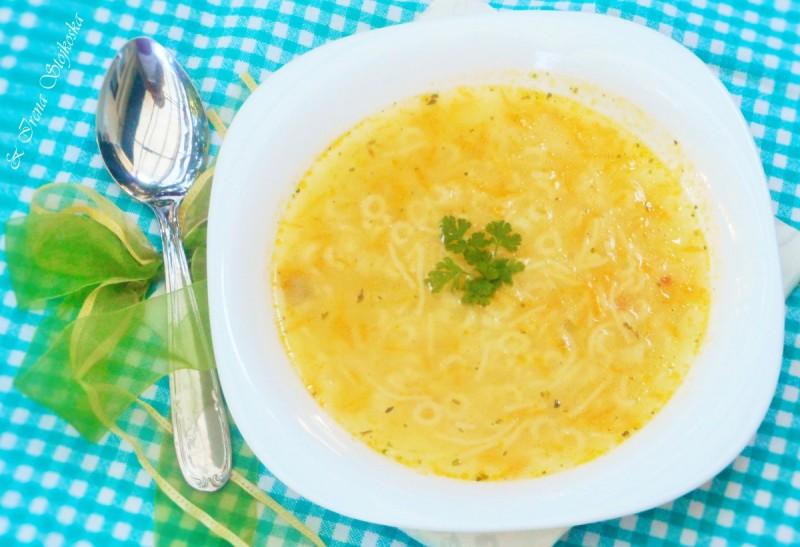 Супа со гриз