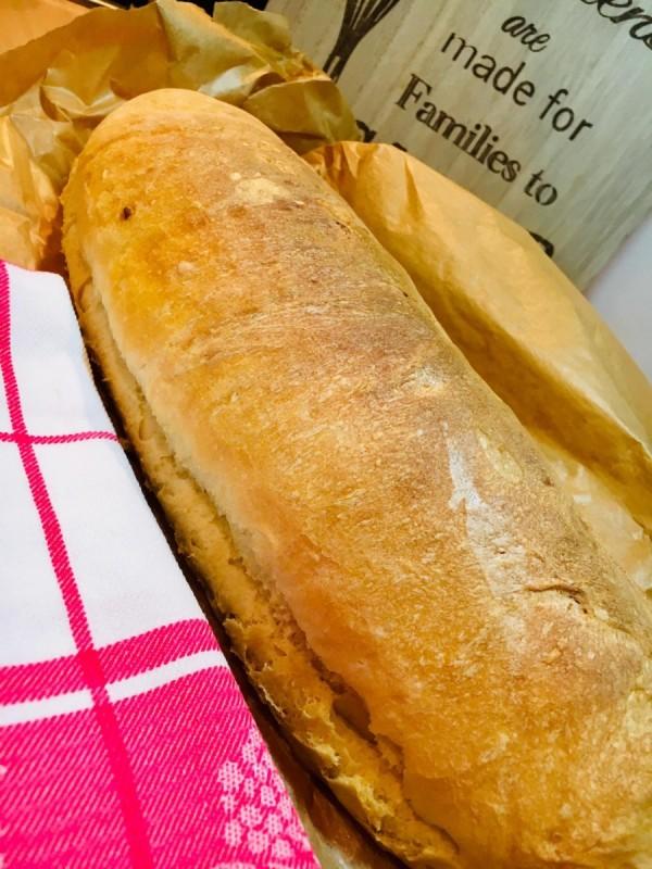 Домашен пекарски леб