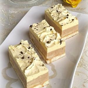 Тортици со банани и путер од кикирики