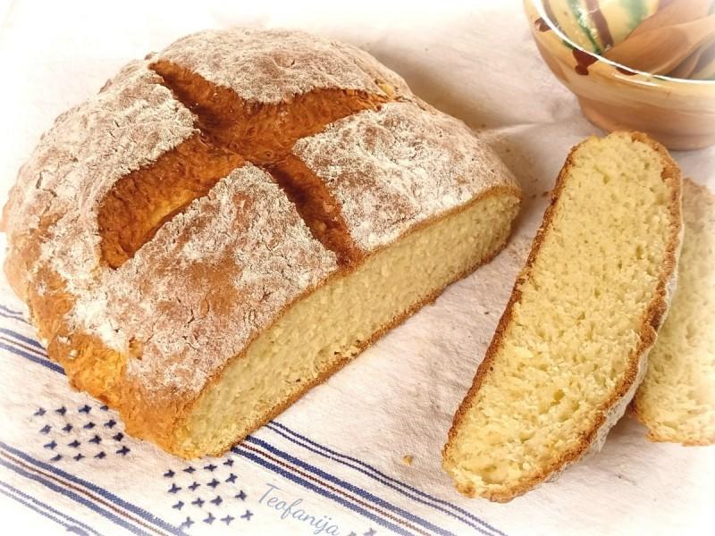 Брз млечен леб (без стасување)
