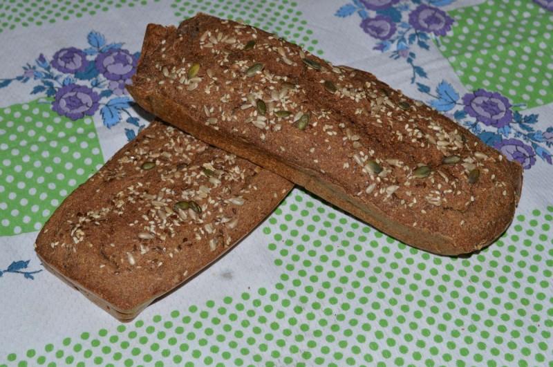 Леб од ржано и јачменово брашно