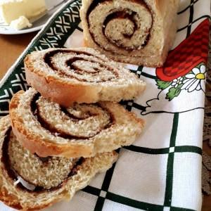 Ролат леб со цимет