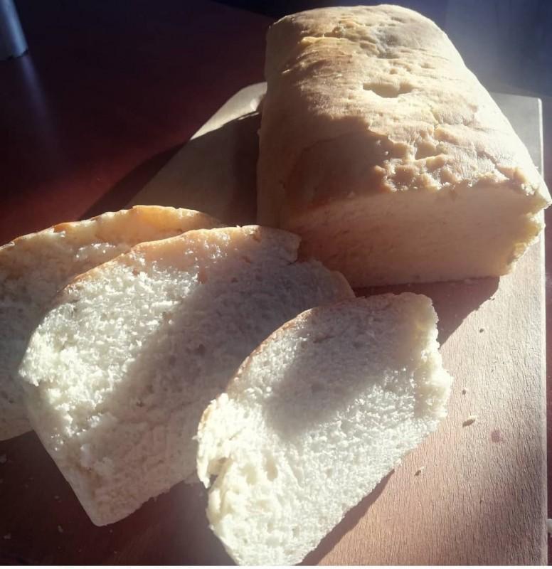 Млечен леб мек како памук