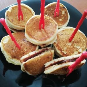 Сендвич американски палачинки