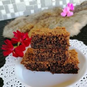 Зачинет чоко колач со тиквичка и рогач
