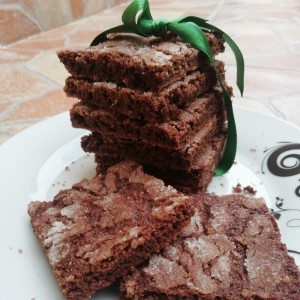 Чоколадни бисквит колачи