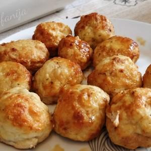 Печени ќофтиња со кашкавал(Air Fryer Апарат за готвење со топол воздух)