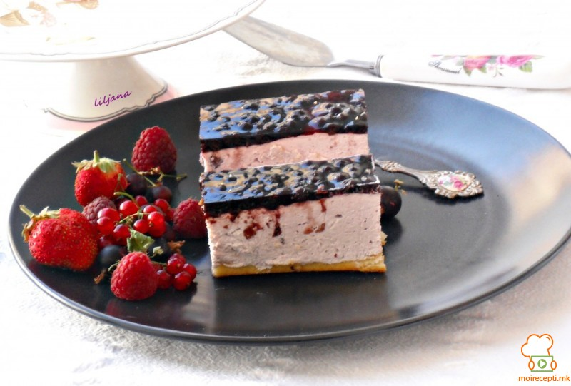 Јогурт десерт (без печење)
