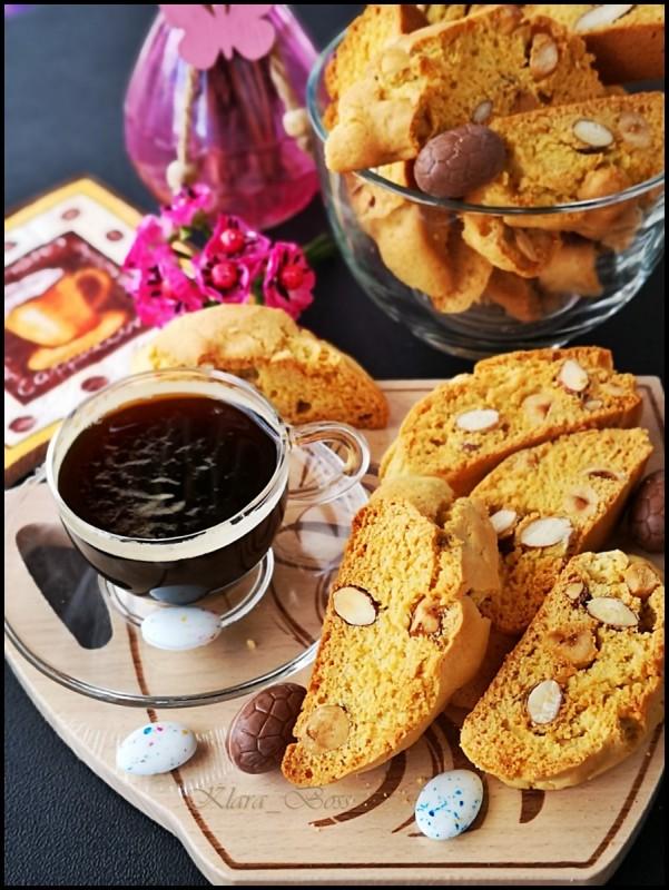 Тоцети (Tozzetti) – италијански суви колачи