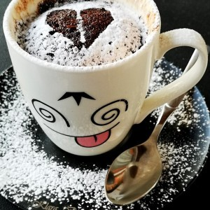 Брауни во шолја (Mug brownie)