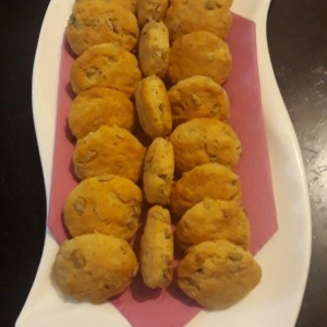 Пивски солени колачиња со рузмарин и сончоглед
