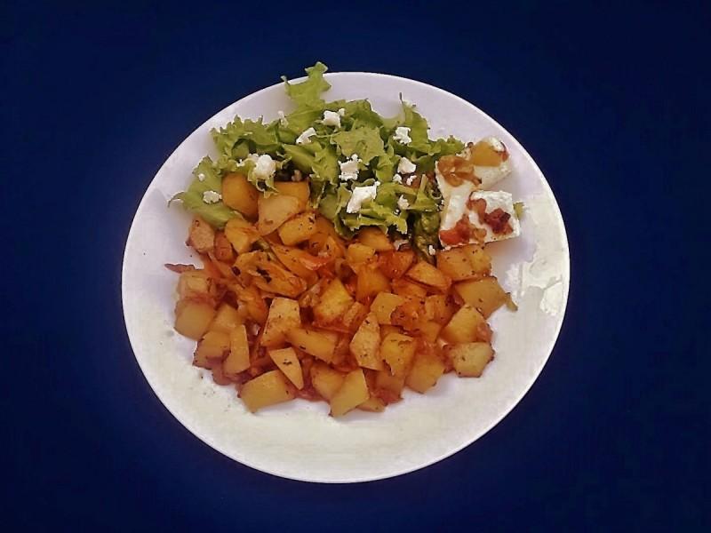 Печени компири на лерински начин