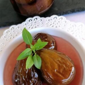 Домашно слатко од крушковидни смокви