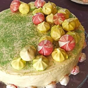 Лимон торта ( јубилеен 1100-ти рецепт)