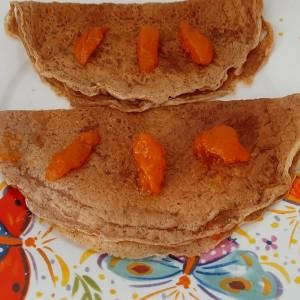 Интегрални палачинки (посно, веган)