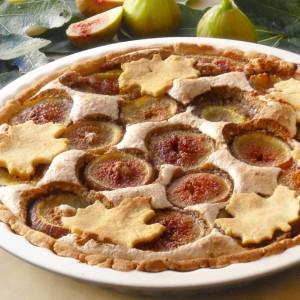 Тарт со смокви