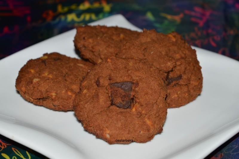 Кукис од леблебија (наут)