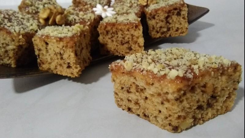 Манастирски колач (посно, веган)