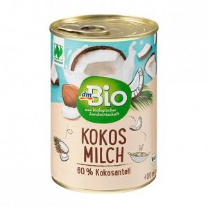 dmBio кокосово млеко