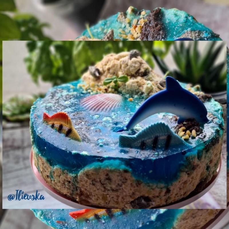 Океан торта (без печење)