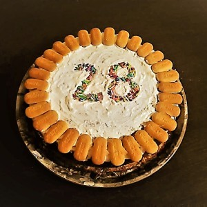 Брза роденденска торта 28