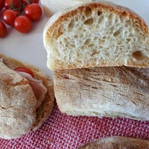 Леб чиабата со стартер