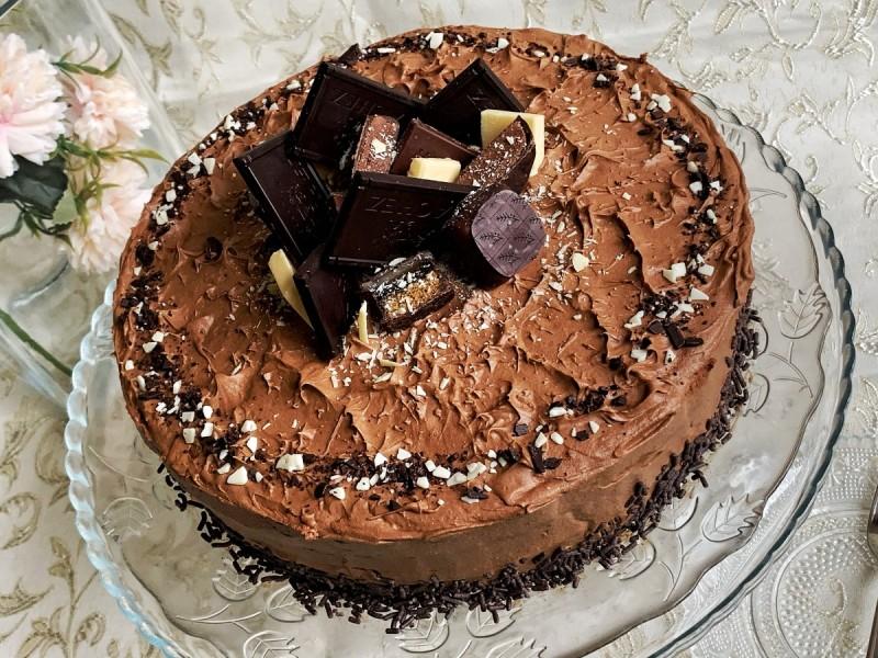Тартуф торта