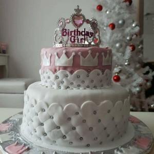 Роденденска торта ( декорација )