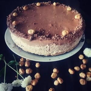 Фереро рошер торта (без печење)