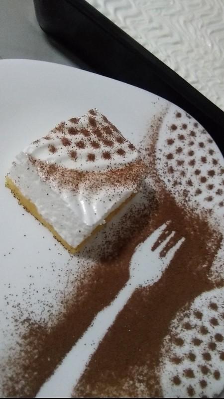 Мачмелоу торта