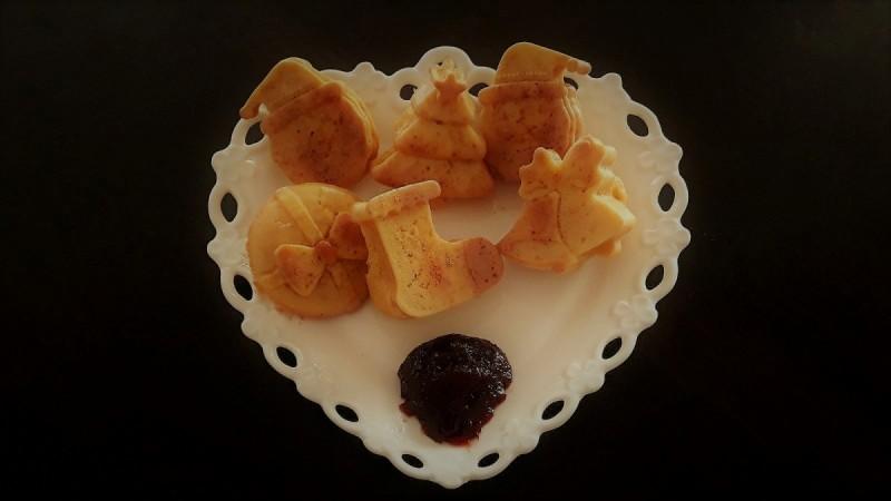 Брзи новогодишни колачиња