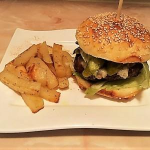 Јалапено хамбургер